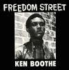 Ken Boothe - Freedom Street -  Vinyl Record