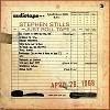 Stephen Stills - Just Roll Tape - April 26th 1968 -  180 Gram Vinyl Record