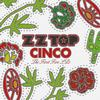 ZZ Top - Cinco: The First Five LPs -  180 Gram Vinyl Record