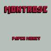 Montrose - Paper Money -  Vinyl Record