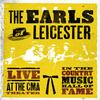 The Earls Of Leicester - Live at The CMA Theater in The Country Music Hall of Fame -  Vinyl Record