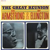 Louis Armstrong & Duke Ellington - The Great Reunion -  200 Gram Vinyl Record