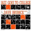 Dave Brubeck Quartet - Jazz Goes To College -  Vinyl Record