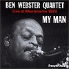 Ben Webster - My Man -  180 Gram Vinyl Record