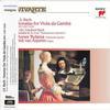 Anner Bylsma - Bach: Sonatas For Viola da Gamba & Sonata In A -  180 Gram Vinyl Record