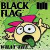 Black Flag - What The... -  Vinyl Record