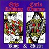 Otis Redding and Carla Thomas - King & Queen -  Vinyl Record