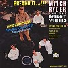 Mitch Ryder and the Detroit Wheels - Breakout...!!! -  Vinyl Record