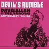 Davie Allan & The Arrows - Devil's Rumble: The Davie Allan & The Arrows Anthology '64–'68 -  Vinyl Record