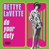 Bettye Lavette - Do Your Duty -  Vinyl Record