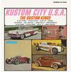 The Kustom Kings - Kustom City U.S.A. -  180 Gram Vinyl Record