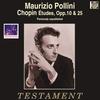 Maurizio Pollini - Chopin: Etudes, Opp. 10 & 25 -  180 Gram Vinyl Record