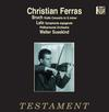 Walter Susskind - Bruch: Violin Concerto In G Minor/Lalo: Symphonie Espagnole -  180 Gram Vinyl Record