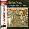 Massimo Farao & Double Piano Quartet - The Masquerade Is Over -  180 Gram Vinyl Record
