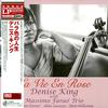 Denise King with Massimo Farao Trio - La Vie En Rose -  180 Gram Vinyl Record