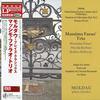 Massimo Farao Trio - Moldau Plays Classics -  180 Gram Vinyl Record