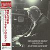 Massimo Farao - Solo Piano: As Time Goes By -  180 Gram Vinyl Record