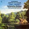 Sviatoslav Richter - Schubert:Trout Quintet/ Borodin Quartet/ Hortnagel -  Vinyl Record