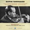 David Oistrakh - Prokofiev: Violin Concertos -  Vinyl Record