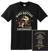Blue Heaven Studios - Blues Masters Concert 2018 T-Shirt -  Shirts