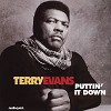 Terry Evans - Puttin' It Down -  Hybrid Stereo SACD