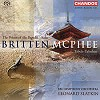 Leonard Slatkin - Britten: Prince of the Pagodas/McPhee: Tabuh-Tabuhan -  Hybrid Multichannel SACD
