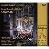 Nicholas McGegan - Handel: Solomon - Oratorio in Three Parts -  Hybrid Multichannel SACD