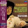 Seiji Ozawa - TCHAIKOVSKY: THE NUTCRACKER SUITE. THE SLEEPING BEAUTY SUITE -  SHM Single Layer SACDs