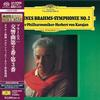 Herbert von Karajan - Brahms: Symphonies Nos.2 & 3 -  SHM Single Layer SACDs