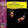Herbert von Karajan - R.STRAUSS: DON JUAN. TILL EULENSPIEGELS LUSTIGE STREICHE. ETC. -  SHM Single Layer SACDs