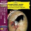 Seiji Ozawa - Ravel: Bolero. Rapsodie Espagnole. La Valse -  SHM Single Layer SACDs