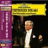 Leonard Bernstein - Beethoven: Symphonies No.4 & No.5 -  SHM Single Layer SACDs