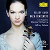 Jeffrey Kahane & Hilary Hahn - Bach: Concertos  -  Hybrid Multichannel SACD