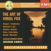 Virgil Fox - The Art of Virgil Fox  -  CD