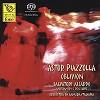 Salvatore Accardo - Piazzolla: Oblivion -  Hybrid Multichannel SACD