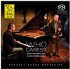 Scott Hamilton & Andrea Pozza - Who Cares? -  Hybrid Stereo SACD