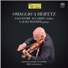 Salvatore Accardo - Omaggio A Heifetz/ Manzini -  Hybrid Stereo SACD