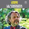 Various Artists - La Fonosofia Del Signoricci -  Hybrid Stereo SACD