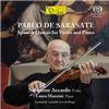 Salvatore Accardo and Laura Manzini - Sarasate: Spanish Dances For Violin And Piano -  Hybrid Stereo SACD