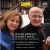 Salvatore Accardo and Laura Manzini - Debussy/Ravel: Music For Violin And Piano -  Hybrid Stereo SACD