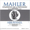Maurice Abravanel - Mahler: Symphony of a Thousand -  HDAD 24/96 24/192