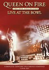 Queen - On Fire Live at the Bowl -  DVD Video