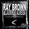 Ray Brown & Laurindo Almeida - Moonlight Serenade -  CD