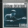 Pierino Gamba - Rossini Overtures -  XRCD24 CD