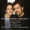 Artur Pizarro and Vita Panomariovaite - Rimsky-Korsakov Piano Duos -  Hybrid Multichannel SACD
