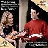 Julia Fischer & Yakov Kreizberg - Mozart: Violin Concertos -  Hybrid Multichannel SACD