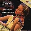 Julia Fischer & Yakov Kreizberg - Tchaikovsky: Violin Concerto in D, Op. 35 -  Hybrid Multichannel SACD