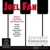 Christophe Chagnard - Joel Fan: Dances For Piano And Orchestra -  HDCD CD