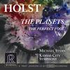 Michael Stern & Kansas City Symphony - Holst: The Planets/The Perfect Fool -  Hybrid Stereo SACD