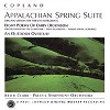 Keith Clark - Copland: Appalachian Spring Suite & Eight Poems of Emily Dickinson -  CD